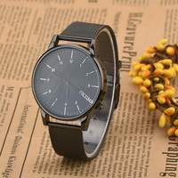 womens mens watch women alloy quartz watches gift box 2
