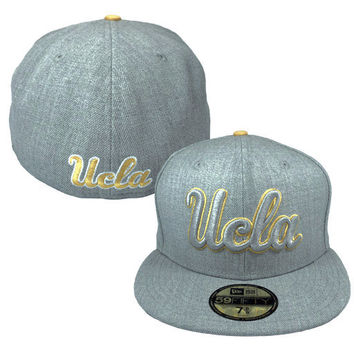 "UCLA Bruins ""Heather"" Fitted Hat"