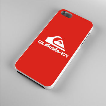 Quiksilver Red Iphone 5s Case