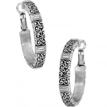 Baroness Baroness Leverback Hoop Earrings Earrings