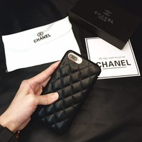 CHANEL 2017 hot! iPhone 7 Plus - Fashionable Sales Hot iphone Matte Couple Phone Case for iPhone 6 6s 6plus 6s plus