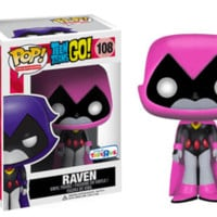 Pop! TV: Teen Titans Go! - Pink Raven