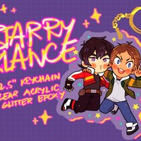[PREORDER] Starry Klance Charm by afternoon snack