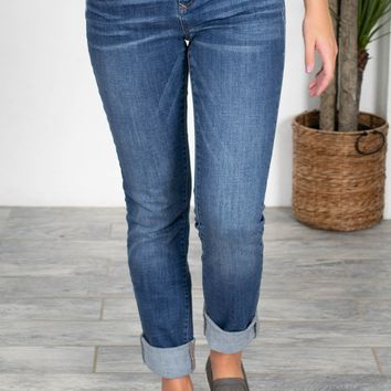 Liam Boot Cut Denim