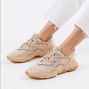 Adidas Ozweego New Fashion Men's and Women's Retro Casual Sneakers
