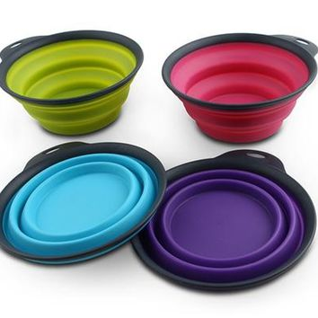 Collapsible Travel Cup by Dexas