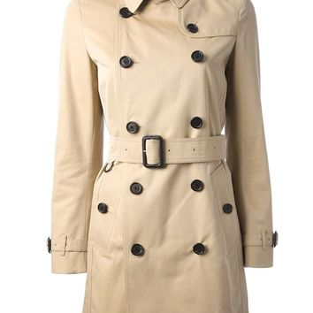 Burberry London 'Buckingham' trench coat