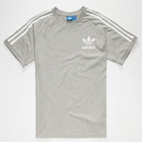 Adidas Originals Sport Essentials Mens T-Shirt Gray  In Sizes