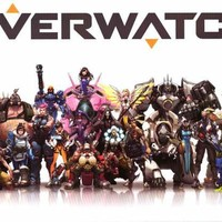 Overwatch Video Game Poster 24x36