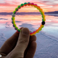 BIG SALE Neon LOKAI (Make A Wish mix color Bracelet)BIG SALE Neon LOKAI (Make A Wish mix color Bracelet)