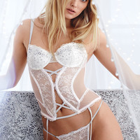 Limited Edition Ice Angel Bustier - Dream Angels - Victoria's Secret