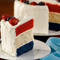Let's Eat / 4TH OF JULY cake for sure.