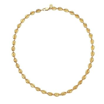 Tory Burch 'Mikah' Simple Gold Necklace