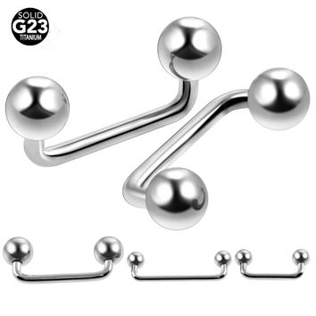 10PCS/lot G23 Titanium Surfacel Barbell Surface Lot Piercings Dermal Anchor Piercing Body Jewelry Piercing