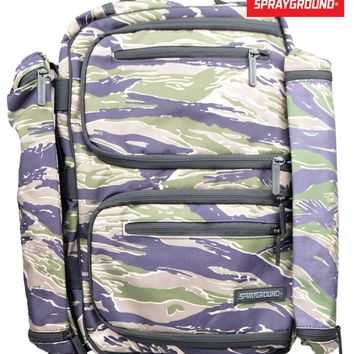 SPRAYGROUNDGUB TIGER CAMO BAG