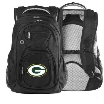 Green Bay Packers NFL Sports Luggage Team Backpack