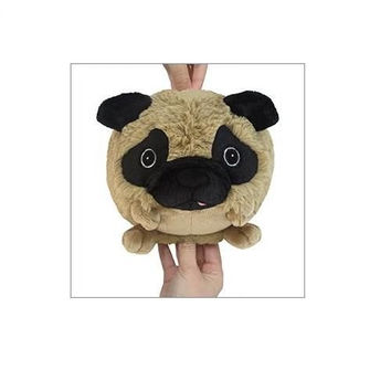 Squishable / Mini Pug Plush - 7""