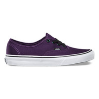 Iridescent Eyelets Authentic | Shop at Vans