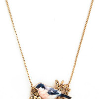 Nest to Impress Necklace
