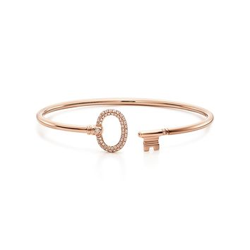 Tiffany & Co. - Tiffany Keys:Wire Bracelet