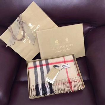 One-nice™ '' BURBERRY '' Woman Accessories Cape Scarf Scarves