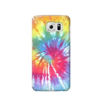 Tie Dye Colorful Graphic Printed Galaxy S6 edge Case Get