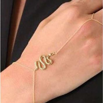 ON SALE - Snake Chains Body Jewelry Bracelet