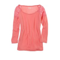 Aerie Lacy Sweatshirt | Aerie for American Eagle