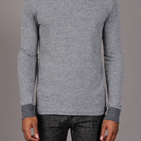 Speckle Crew Neck Thermal