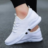 2018 fashion sneakers Men Breathable Slip-on Men Casual Shoes For adult New Men shoes Footwear Zapatillas Hombre