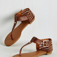 Tell Me About It, Studs Sandal | Mod Retro Vintage Sandals | ModCloth.com