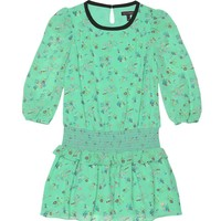 Tourmaline Tamaris Tamarisk Floral Dress by Juicy Couture,