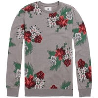 On The Byas Couch Floral Crew Fleece at PacSun.com