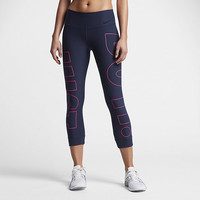 "The Nike Power Legend Women's 22"" Training Crops."