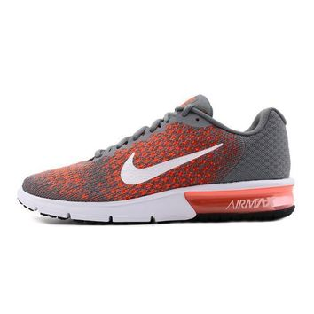 Original New-Arrival 2017 NIKE AIR MAX SEQUENT 2 Men's Running Shoes