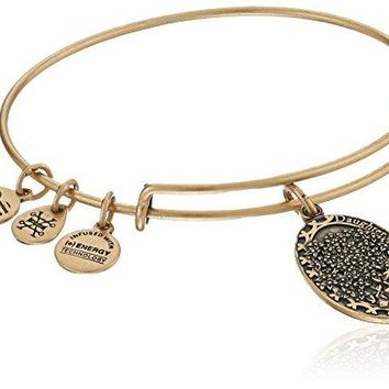 Alex and Ani Daughter Expandable Charm Bangle