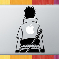 "Sasuke Naruto Vinyl Decal Sticker for MacBook Pro 13"" 15"" 17"" Air 11"" 13"" - M28"