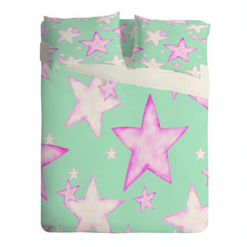 Monika Strigel All My Stars Will Shine For You Sheet Set Lightweight