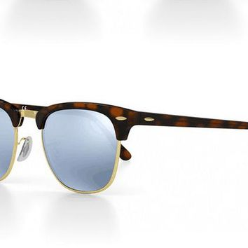 Ray Ban Sunglass RB3016 Clubmaster 1145/19 49