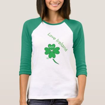 Cool Green Shamrock T-Shirt