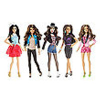 Barbie Fifth Harmony Doll Set