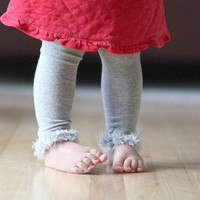 Fuzzy Legs by PoshPipsqueak on Etsy