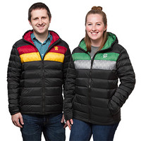 Harry Potter House Down Jackets