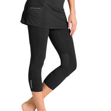 Athleta Womens Acceleration 2 In 1 Capri