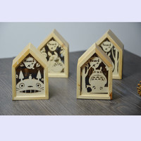 Cats Music Wooden Creative Gifts Box [6282894726]