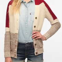 Urban Outfitters - BDG Chunky Shaker Stitch Cardigan