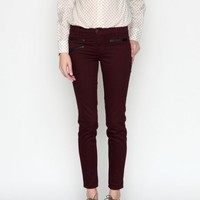 J Brand / The Zooey in Lava