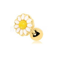 Cosmos Flower Cartilage Earring