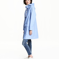 H&M Rain Coat with Hood $59.99