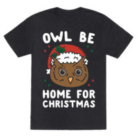 OWL BE HOME FOR CHRISTMAS